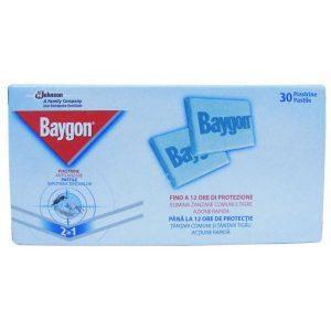 Baygon pastile impotriva tantarilor 30buc