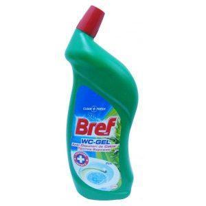 Dezinfectant wc, Bref, Gel, Pin, 700ml