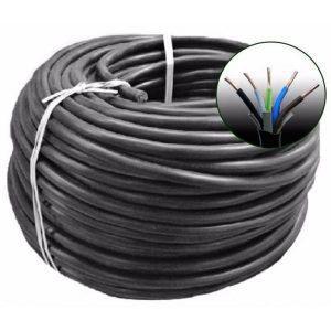 Cablu curent electric 5x10mm CYY-F-J