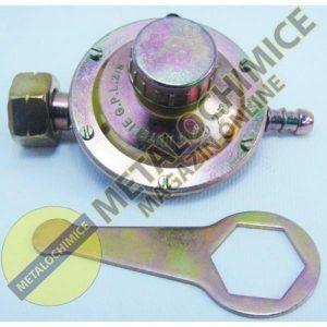 Ceas pentru butelie cu reglaj, regulator gaz