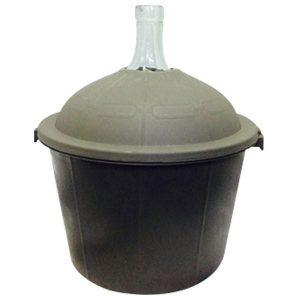 Damigeana 50 litri in cos din plastic
