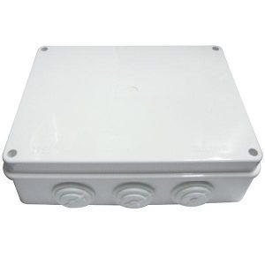 Doza de exterior PT cu protectie umiditate 25.5cm x 20cm x 8cm, 12 intrari