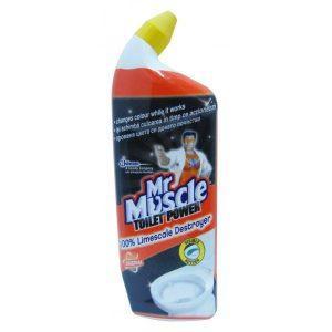 Dezinfectant wc, Mr. Muscle, Gel, Original, 750ml