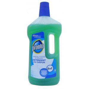 Pronto pentru gresie piatra si granit detergent cu sapun 750ml