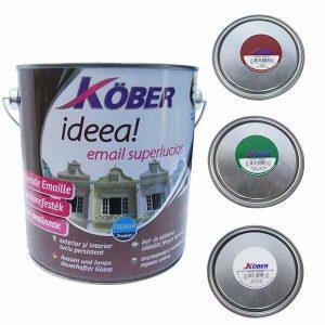 Vopsea email Kober 2.5 litri
