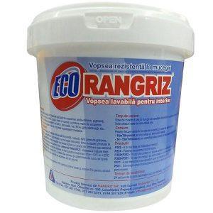 Vopsea lavabila, ECO Rangriz, anti-mucegai, interior, 1L